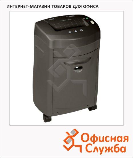 Персональный шредер Profioffice Piranha 15 CC+, 15 листов, 25 литров, 3 уровень секретности