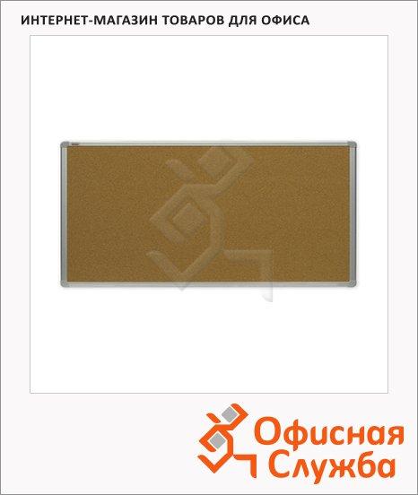 Доска-перегородка пробковая 2x3 ТMС126, 120х60см