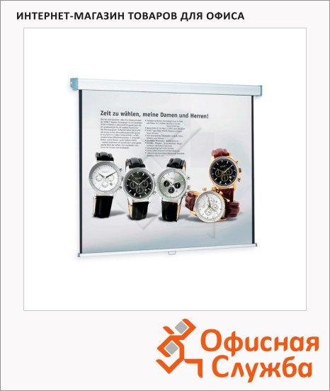 Экран для проектора настенный Magnetoplan Standart 153х153см