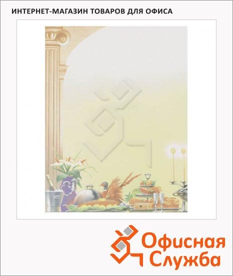фото: Дизайн-бумага Decadry Буфет А4, 80г/м2, 25 листов