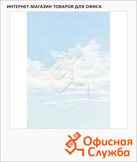 фото: Дизайн-бумага Decadry Classic Collection Небо А4, 80г/м2, 25 листов