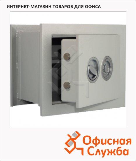 Сейф Format Wega 10-260 CL, встраиваемый, 330х390х260мм