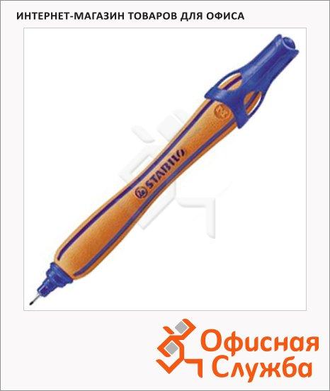 Ручка капиллярная Stabilo 1870/46 синяя, 0.7мм