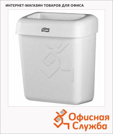 Контейнер для мусора подвесной Tork Elevation B2, 226100, 20л, белый