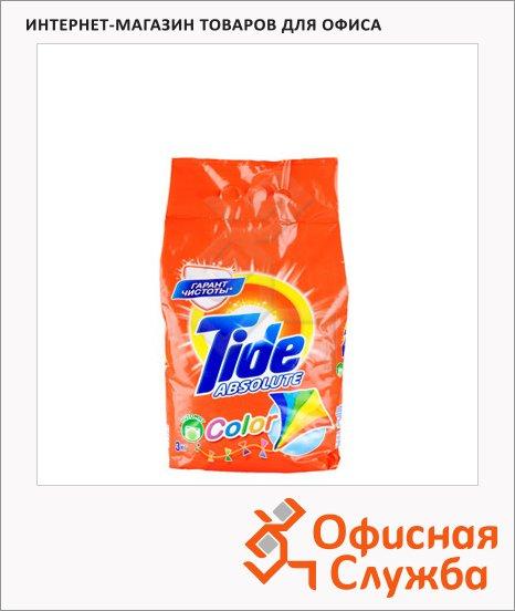 Стиральный порошок Tide Absolute 3кг, автомат, Color