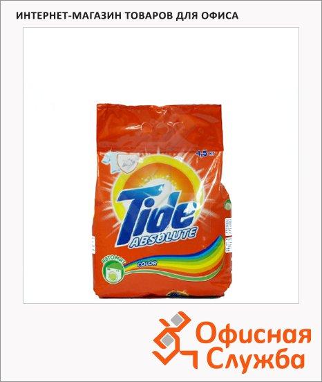 Стиральный порошок Tide Absolute 4.5кг, автомат, Color
