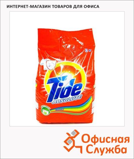 Стиральный порошок Tide Absolute 6кг, автомат, Color