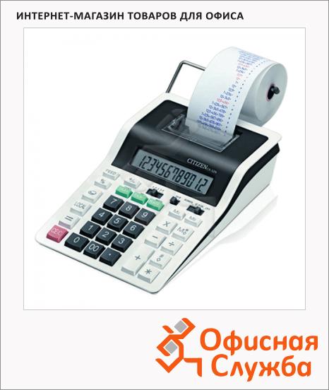 фото: Калькулятор с печатающим устройством CX-32N двухцветная печать 12 разрядов