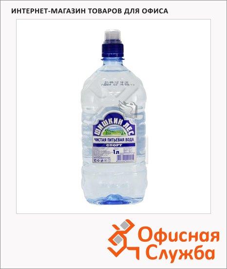 фото: Вода питьевая Шишкин Лес Спорт без газа ПЭТ, 1л