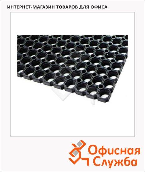 Коврик придверный Rubberhole резиновый, 50х100см, 16мм