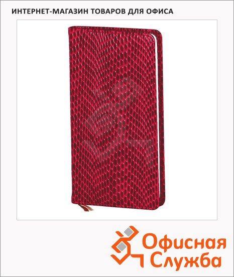 фото: Записная книжка Infolio Granada бордовая А6, 96 листов, 9х16см