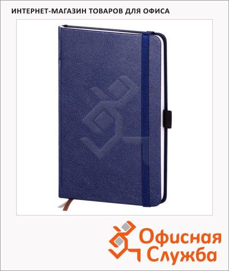 Записная книжка Infolio Euro business синяя, А6, 96 листов, 9х14см, 96 листов, 9х14см