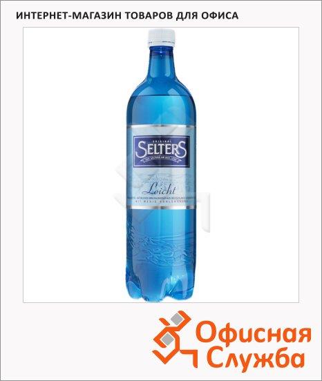 Вода минеральная Selters слабогазированная, 1л, ПЭТ