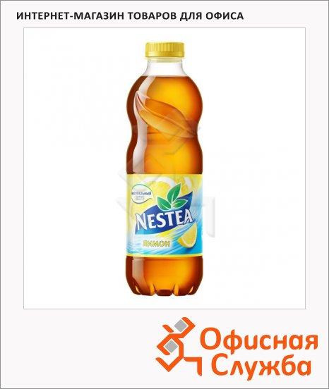 фото: Чай холодный Nestea лимон 1л, ПЭТ