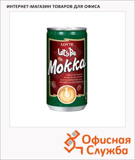 фото: Холодный кофе мокка 0.175л, ж/б
