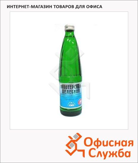 Вода минеральная Новотерская газ, стекло, 0.5л