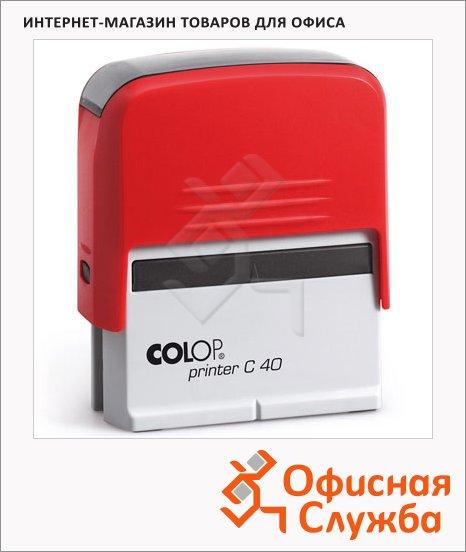 фото: Оснастка для прямоугольной печати Printer C40