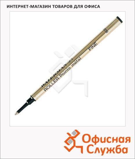 фото: Стержень для ручки-роллера Waterman Roller S0112670 0.5 мм, черный