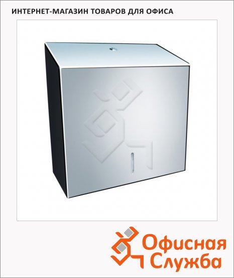 фото: Диспенсер для полотенец Merida Stella Maxi ASP101 полированный металлик
