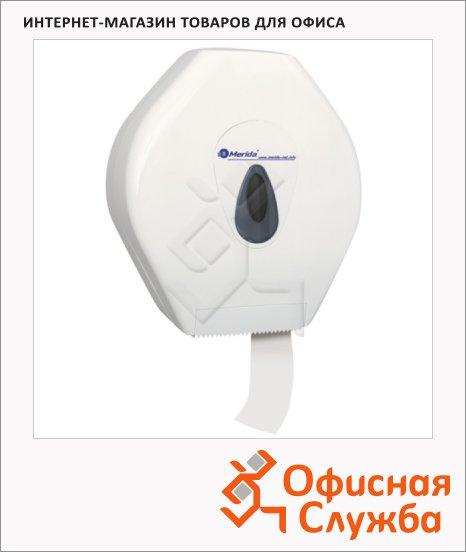 фото: Диспенсер для туалетной бумаги в рулонах Top Maxi PT1TS белый/серый