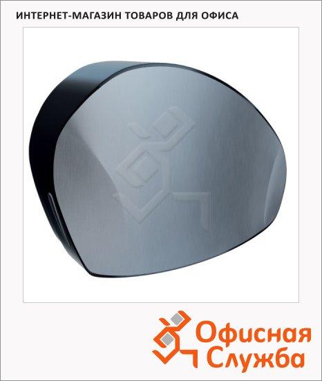 Диспенсер для туалетной бумаги в рулонах Merida Mercury Mini BMC201, черный