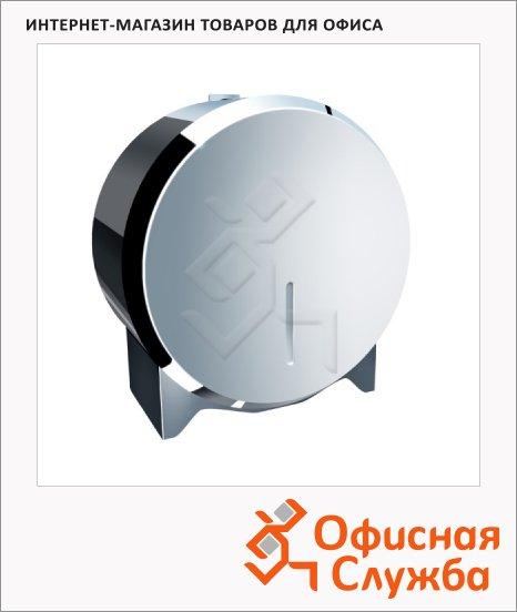 Диспенсер для туалетной бумаги в рулонах Merida Stella Mini BSP201, полированный металлик
