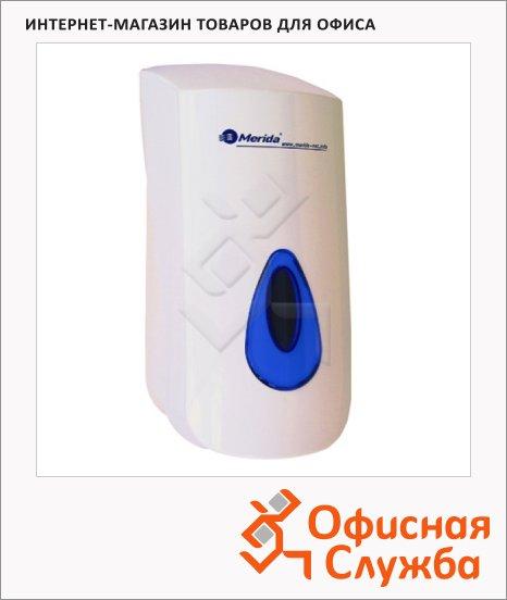 фото: Диспенсер для мыла наливной Top Mini DN2TN 400мл, белый/синий