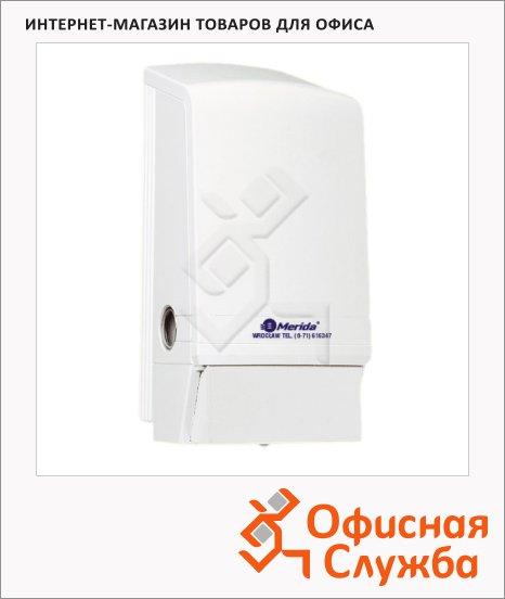 Диспенсер для мыла наливной Merida I D1W, 800мл, белый
