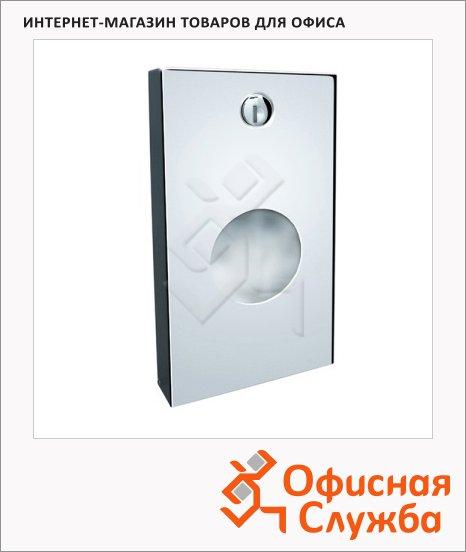 фото: Диспенсер для гигиенических пакетов Merida Stella GSP002 полированный металлик