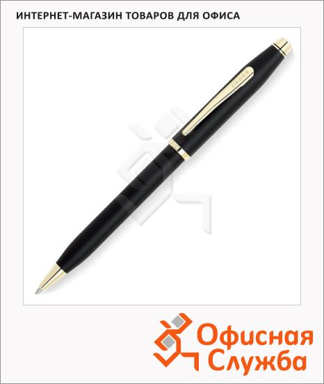 фото: Ручка шариковая Cross Century Classic М черная, черный корпус