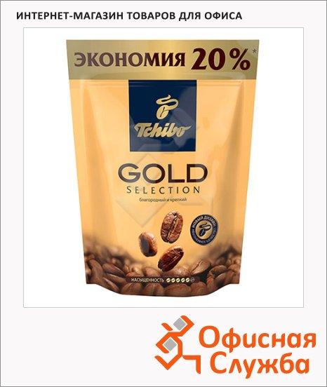Кофе растворимый Tchibo Gold Selection 150г, пакет