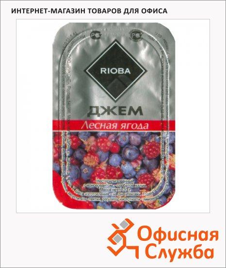 Джем Rioba Лесная ягода, порционный, 20х20г