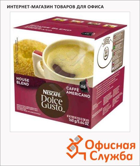 фото: Кофе в капсулах Dolce Gusto Americano 16шт