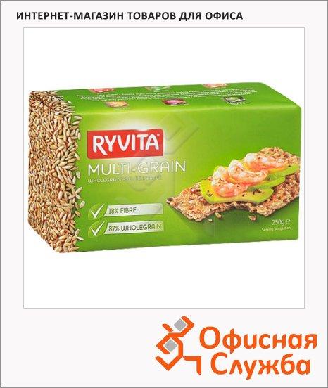 Хлебцы Ryvita многозерновые, 250г