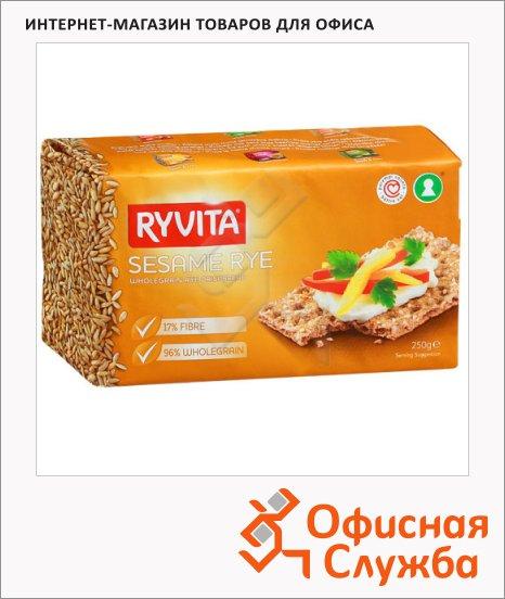 фото: Хлебцы Ryvita с кунжутом 250г