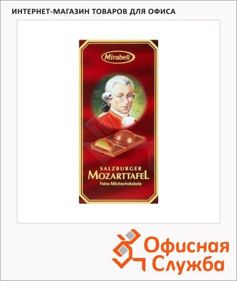 Шоколад Mozart Mirabell молочный, 100г