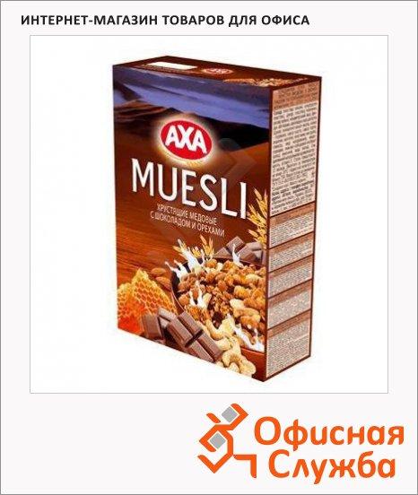 фото: Мюсли с шоколадом и орехами