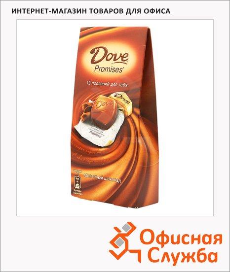 Конфеты Dove. Promises молочный, 93г
