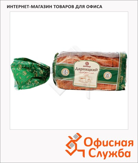 Хлеб Дарница формовой, 650г, в нарезке