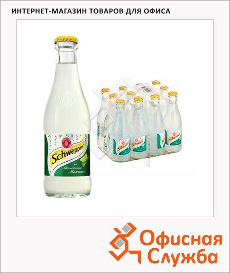 Напиток газированный Schweppes Mojito 0.25л x 12шт, стекло
