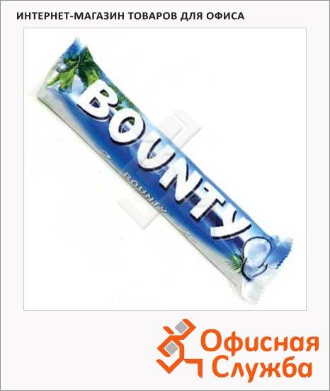 Батончик шоколадный Баунти мини, 55г