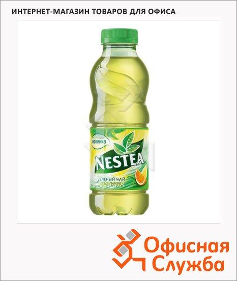 Чай холодный Nestea Vitao Зеленый цитрус, 0.5л х 12шт, ПЭТ