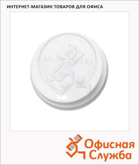 Крышки для одноразовых стаканов Rioba на 200мл, 100шт/уп