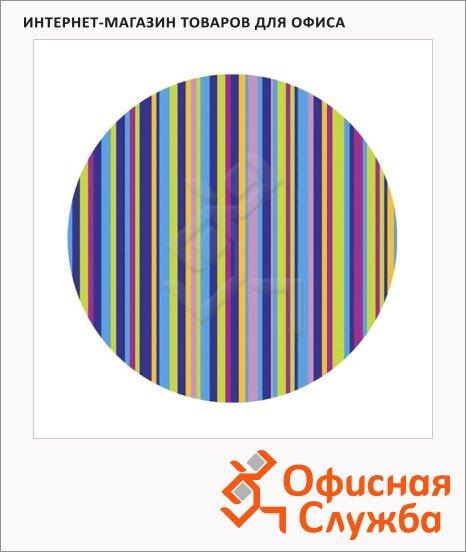 Тарелка одноразовая Buffet Джайв d=18см, 6шт/уп