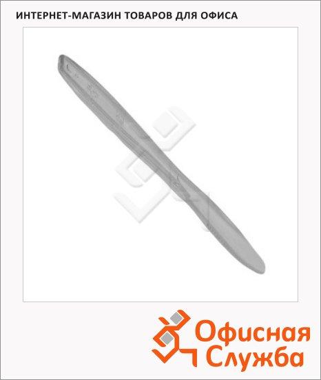 фото: Нож одноразовый Мистерия Buffet прозрачный 18см, 10шт/уп