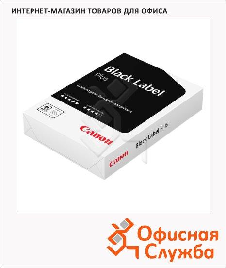 Бумага для принтера Canon Black Label Plus А3, 500 листов, 80г/м2, белизна 161%CIE