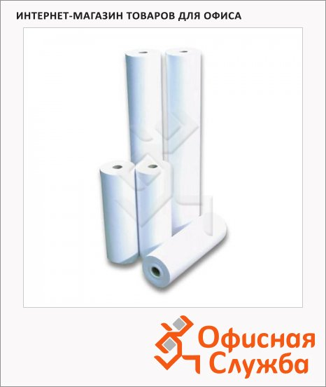 Ролик для принтера Promega 420мм х 50 м, d=18мм, без перфорации