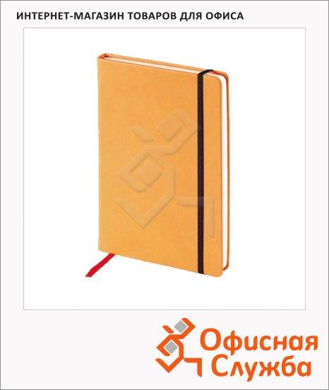 Ежедневник недатированный Bruno Visconti Megapolis оранжевый, А5, 160 листов