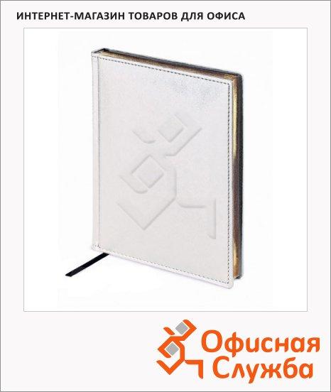 фото: Ежедневник недатированный Attache Sidney белый А5, 136 листов