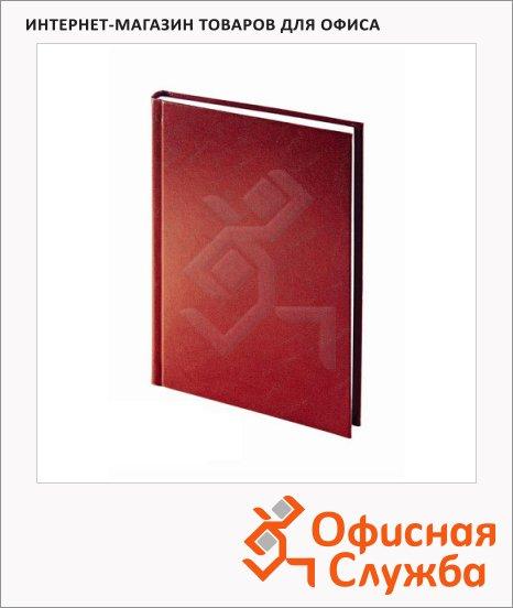 Ежедневник недатированный Альт Ideal коричневый, А5, 136 листов